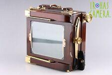 Wista 45 DX 4x5 Wood Large Format Field Camera #7591F4