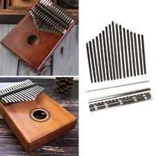 Durable Professional 17 Key Thumb Klavier Kalimba Musikinstrument Tone-Ham Nett