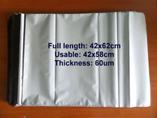 100pcs 42x58cm (Usable) Medium/Large Parcel Post Satchel Courier Mailing Bag