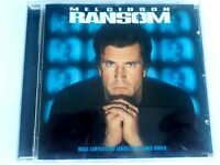 Ransom Original Soundtrack CD 1996 Brand New