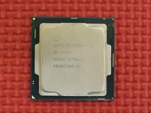 Intel SR337 Core i5-7500T 2.70GHz 6M Socket 1151 Quad-Core CPU Processor