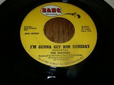 "The Exciters ""A Little Bit Of Soap"" 7"" 1966 Bang 45"