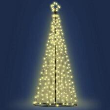 Jingle Jollys 3M LED Christmas Tree Lights Xmas 330pc LED Warm White Optic Fiber
