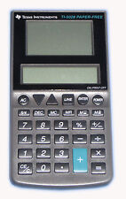 Texas Instruments ti-5028 Paper free calculadora Calculator #110