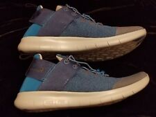 NEW WOMENS NIKE FREE RN CMTR BLUE Gray  Size 9