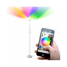 Modern LED Floor Lamp Color Changing Bluetooth iPhone/iPad Comp. Lighting NEW