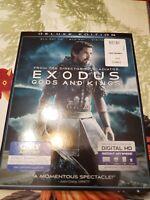 Exodus Gods and Kings Best Buy Exclusive RARE 2D/3D Blu-ray 2015 OOP