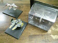 StarWars DeAgostini Starship Collection 3 STARFIGHTER in Battle of Coruscant Ep3