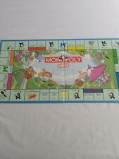 Monopoly Junior 2005 Replacement Board
