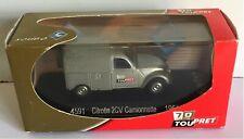 Solido ref 4591 Citroen 2 CV camionnette 1951 Toupret promotionnel code 1 1/43è