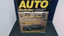 Auto Modeller  Magazine   :  June 1979 : Vol 1 No 3
