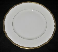 "Hutschenreuther MADELEINE Gold Encrusted, Bread Plate, 6 1/4"""