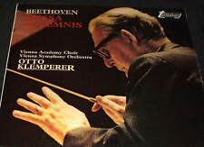 LONDON UK Turnabout #TV-37072S LP Beethoven Missa Solemnis Otto Klemperer NM