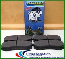 BRAKE PADS REAR  - ROVER 75 & MG ZT & ZT-T,TRANSGOLD  #DB1415G