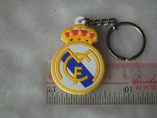 kiTki Spain Real Madrid badge football soccer keychain key chain ring souvenir