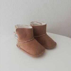 Baby Uggs Beige Ugg Boots Slippers