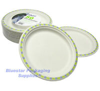 150 x 24cm Super Strong High Quality Chinet Disposable Party Plates (3 x 50)