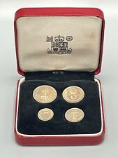 More details for 1963 silver maundy money 4 coin set boxed - chelmsford
