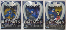 Vintage Sega Batman Projector Lights (90s) | Brand New