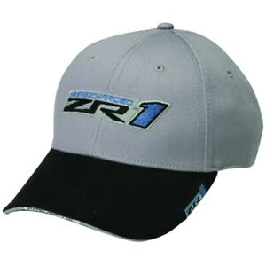 C6 ZR1 Supercharged Gray Hat