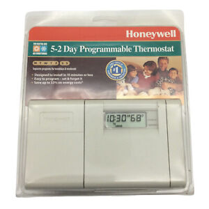 Honeywell 5-2 Programmable Thermostat Model CT3200A