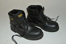 Stanley Steel Toe Men's Work Boots ANSI Z41 PT99 Size 12 USA Previously Worn
