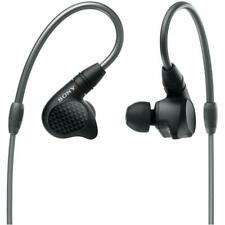 Sony stereo earphone multi-ba detachable cable system high resolution ier-m9