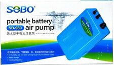 Sobo Portable Battery Air Pump SB-980 | Safety Design