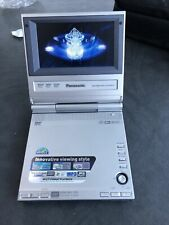 Panasonic Portable Dvd-Ram Video Player 5� Screen