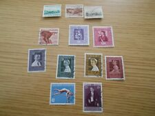 Liechtenstein 1940's-1950's - £85+ catalogue value - Ref TF8