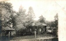 RPPC,Little York,New York,Wilbur Homestead,Built in 1820,Used,Little York,c.1912