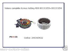 246360922 volano+statore kymco xciting x-citing 400 2013  Rif. 00131155+00131154