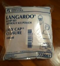 Sherwood Medical Co. Kangaroo Pump Set Without Ice Pouch Item#: 773667