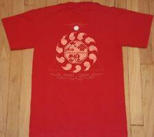 Purebred SHOOTO shirt S red ENSON INOUE bjj mma UFC Japan pancrase pride fc