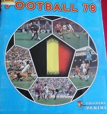 PANINI voetbal album FOOTBALL 78 België Belgique anno 1978 complete +order form