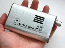 Little Bear Portable Rechargeable Vacuum Tube Headphone Amplifier HiFi for phone