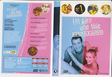 DVD UN GARS UNE FILLE N°1 JEAN DUJARDIN ALEXANDRA LAMY ATLAS PORT A PRIX COUTANT