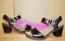 Dansko Women's Debby Sandal Black Full Grain Size 40