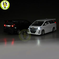 1/32 Toyota ALPHARD ROWEN Japan PREMIUM S-grade Diecast Model CAR MPV Toy