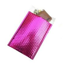 Any Color Matte Metallic Poly Bubble Mailers Mailing Padded Shipping Envelopes
