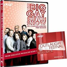 THE BIG GAY SKETCH SHOW COMPLE [DVD] NEW!
