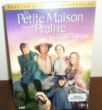 LA PETITE MAISON DANS LA PRAIRIE L INTEGRALE SAISON TROIS 3 / COFFRET 6 DVD