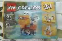 LEGO Creator Set #30571 Polybag ,PELICAN  is a 3-In-1 Build Kit - Free Postage!