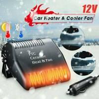150W 12V Portable Windscreen Demister Car Auto Heater Fan Defroster Heating AU