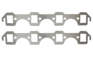 Ford Small Block Aluminum Header Gasket Rectangle Port 1.12 x 1.48 289-351W SBF