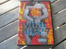 red hot chili peppers . dvd. what hits !?
