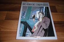 Francois Schuiten+Benoit Peeters -- das FIEBER des STADTPLANERS // Feest 2000