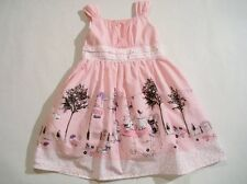 Young Dimension 100% Cotton Dresses (0-24 Months) for Girls