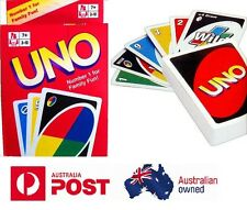 UNO Playing Cards - Family Fun  Games - BRAND NEW