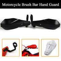 2X 7/8'' Scooter Motorcycle Dirt Bike Brush Bar Hand Guard Handguard Protector
